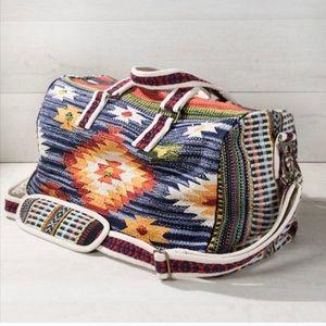 Handbags - New🌻Navajo Pattern Duffel bag